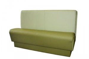 Прямой диван на кухню Фиеста - Мебельная фабрика «Каскад-мебель»
