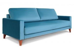 Прямой диван на высоких ножках Гольф - Мебельная фабрика «Джениуспарк»