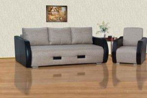 Прямой диван НЕо 51 - Мебельная фабрика «Нео-мебель»