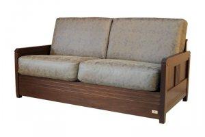 Прямой диван Оксфорд 2 - Мебельная фабрика «WoodCraft»