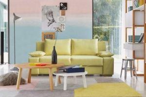 Прямой диван Остин - Мебельная фабрика «Di-Van»