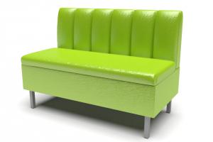 Прямой диван Палермо  - Мебельная фабрика «STOPмебель»