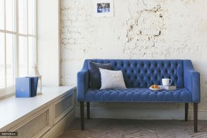 Прямой диван Париж без спального места - Мебельная фабрика «Юнусов и К»