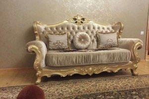 Прямой диван Федерик - Мебельная фабрика «Империя мебель»