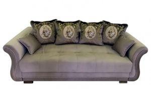 Прямой диван Прага - Мебельная фабрика «Диван Дома»