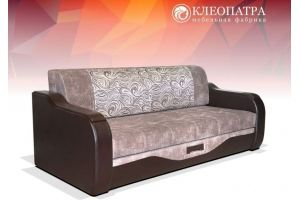 Прямой диван Прага ТТ с ящиком - Мебельная фабрика «Клеопатра»