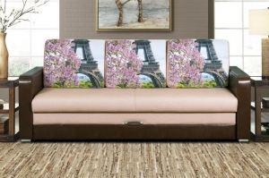 Прямой диван Престиж 3 - Мебельная фабрика «ГудВин»