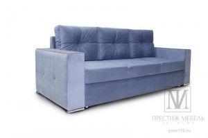 Прямой диван Салмон-3 - Мебельная фабрика «Престиж мебель»
