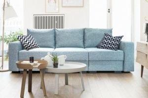 Прямой диван Сан-Ремо - Мебельная фабрика «Di-Van»