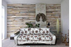 Прямой диван Софа 1 - Мебельная фабрика «Дон-Мебель»