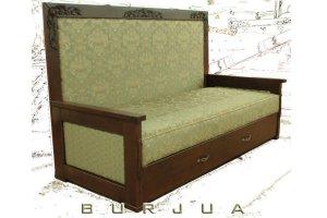 Прямой диван Сталин - Мебельная фабрика «BURJUA»