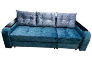 Прямой диван трансформер Гермес - Мебельная фабрика «Самур»