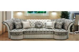Прямой диван Валенсия - Мебельная фабрика «Алмаз»