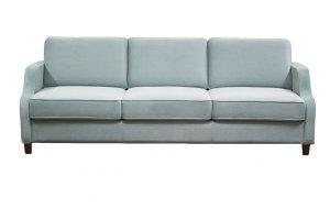 Прямой диван Валенсия в новом стиле - Мебельная фабрика «Юнусов и К»