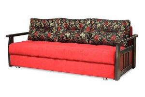 Прямой диван Верона 5 - Мебельная фабрика «Сапсан»