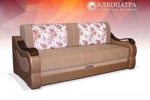 Прямой диван Версаль 2.1 - Мебельная фабрика «Клеопатра»