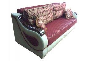 Прямой диван Виктория - Мебельная фабрика «Фортуна плюс»