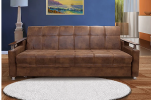 Прямой диван Юлия 4 - Мебельная фабрика «Ахтамар», г. Барнаул
