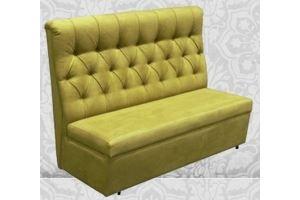 Прямой диванчик Cub - Мебельная фабрика «BALOO mebel»