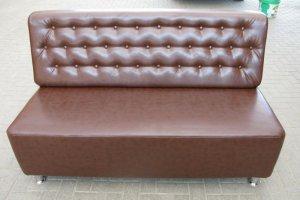 Прямой диванчик Киори - Мебельная фабрика «Белая Лилия»