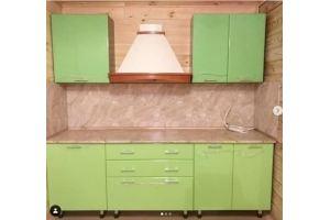Прямой кухонный гарнитур - Мебельная фабрика «Меркурий»