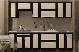 Прямой кухонный гарнитур Верона - Мебельная фабрика «Мир Нестандарта»