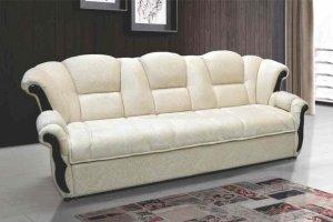 Прямой мягкий диван Тюльпан - Мебельная фабрика «Other Life»