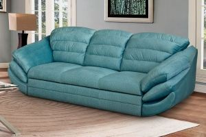 Прямой мягкий диван Венеция - Мебельная фабрика «Катрина»