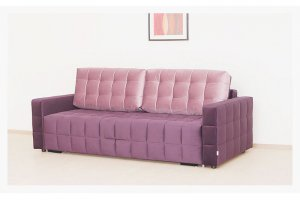 Прямой низкий диван Пикассо - Мебельная фабрика «Риваль»
