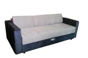 Прямой раскладной диван - Мебельная фабрика «Лина-Н»