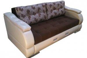 Прямой раскладной диван Спартак - Мебельная фабрика «Формула уюта»