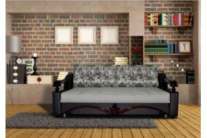 Прямой раскладной диван Лотос - Мебельная фабрика «Дон-Мебель»