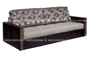 Прямой трехместный диван Сказка - Мебельная фабрика «Мебель Поволжья»