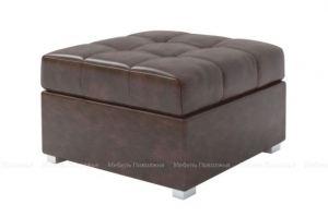 Пуф 04 эко-кожа - Мебельная фабрика «Мебель Поволжья»