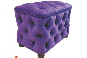 Пуф 1 - Мебельная фабрика «Парнас мебель»