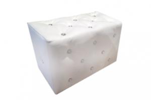 Пуф банкетка прямоугольный - Мебельная фабрика «Комфорт»