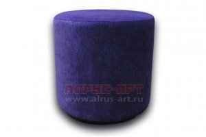 Пуф Цилиндр - Мебельная фабрика «Алрус-Арт»
