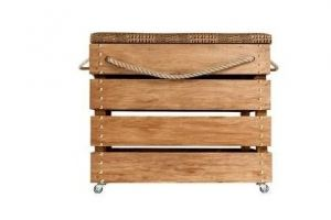 Пуф деревянный - Мебельная фабрика «Logik Dom»