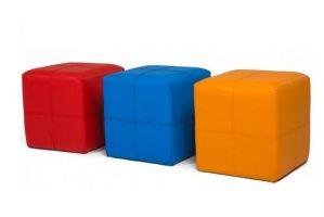 Пуф детский квадратный - Мебельная фабрика «ABC King»