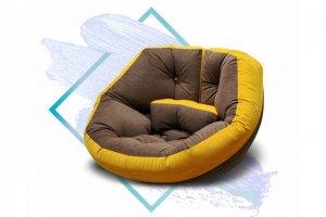 Пуф-кресло - Мебельная фабрика «Мебельный Формат»