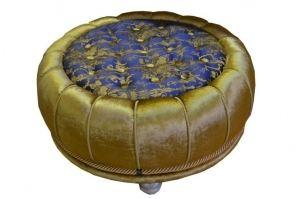 Пуф круглый Антонио - Мебельная фабрика «Экодизайн»