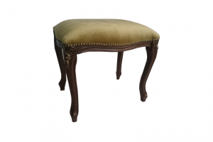 Пуф на деревянных ножках - Мебельная фабрика «Моллитер»