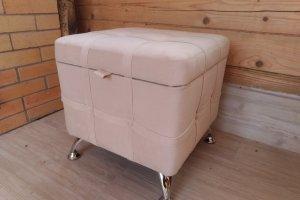 Пуф на ножках - Мебельная фабрика «Logik Dom»