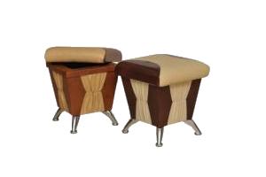 Пуф Нина 3 - Мебельная фабрика «ПРАВДА-МЕБЕЛЬ»