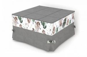 Пуф-раскладушка - Мебельная фабрика «Мебель эконом»