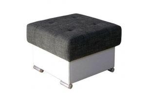 Пуф с каретной стяжкой Кварта - Мебельная фабрика «Наири»