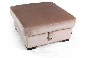 Пуф с ящиком - Мебельная фабрика «Мебельный клуб»