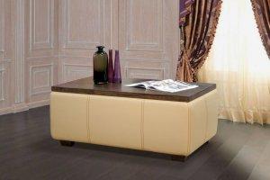 Пуф стол-трансформер Винсент 1 - Мебельная фабрика «Элфис»