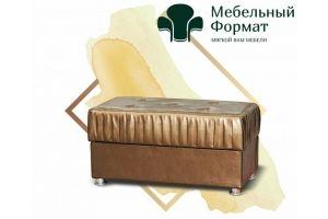 Пуф Сундучок - Мебельная фабрика «Мебельный Формат»