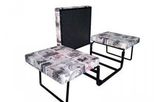 Пуф - трансформер - Мебельная фабрика «Мебельторг»